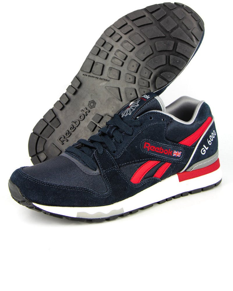 GL 6000 Navy/red/white