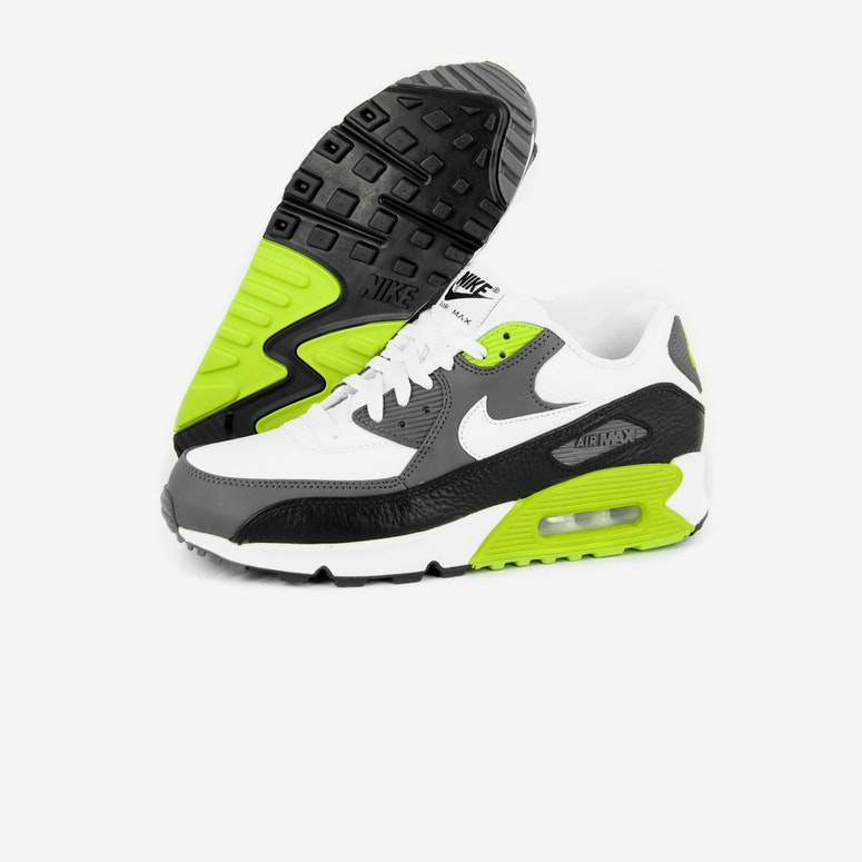 Air Max 90 Ltr White/anthracit