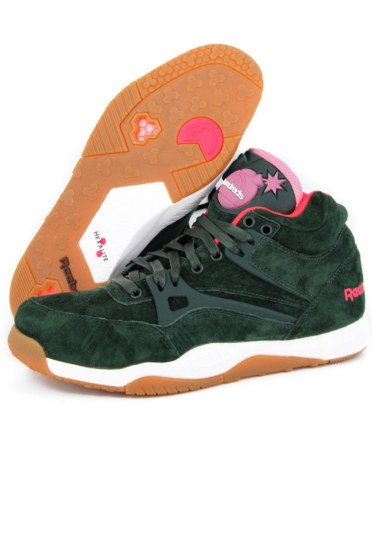 THE HUNDREDS X REEBOK PUMP :: AVAILABLE NOW The Hundreds