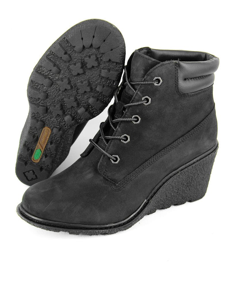 Womens Amston 6in Boot Black