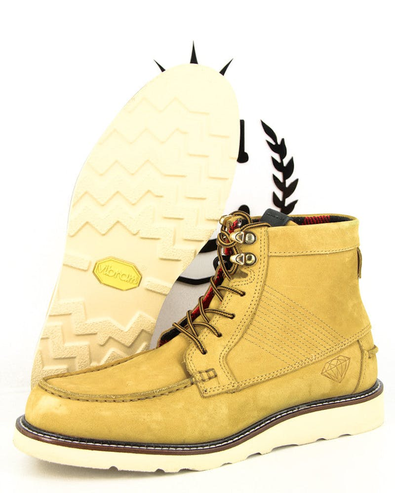GI Boot Wheat