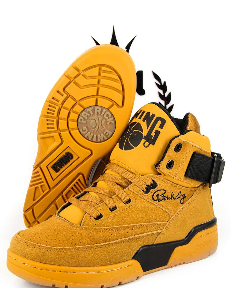 Ewing 33 HI Wheat/black