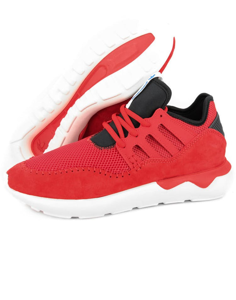 Tubular Moc Runner Red/red/black