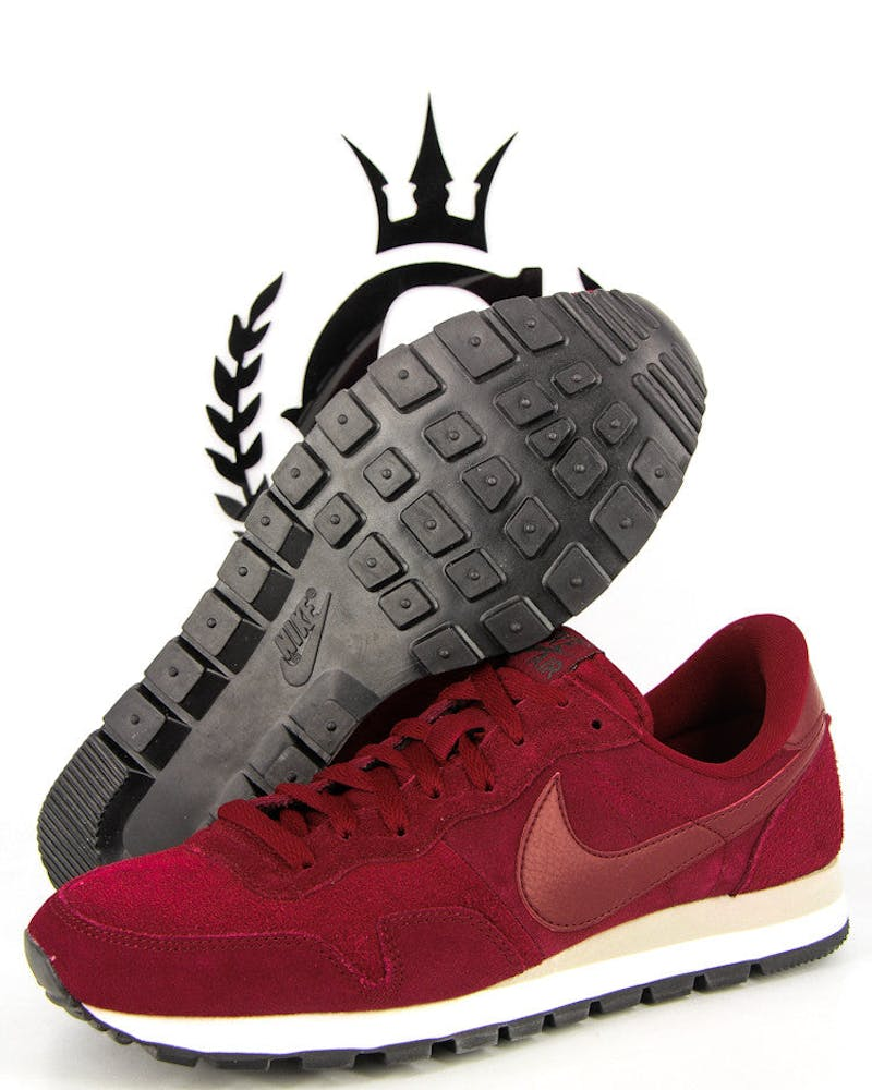 Air Pegasus 83 Suede Red