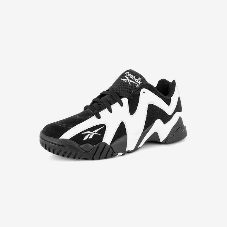 Reebok Kamikaze II Low White black – Culture Kings 9e820bdc9