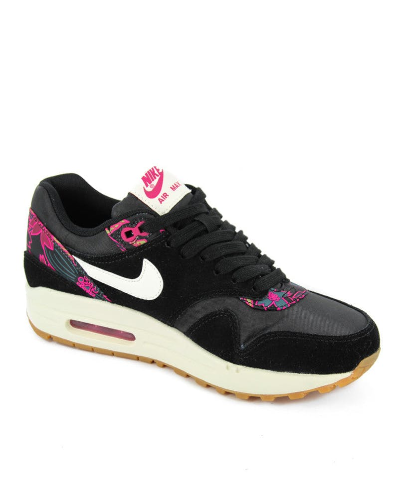 Womens Air Max 1 Print Black/floral