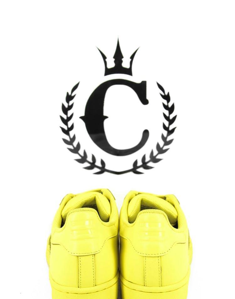 64e249217bdcd Adidas Originals Superstar Pharrell Yellow – Culture Kings