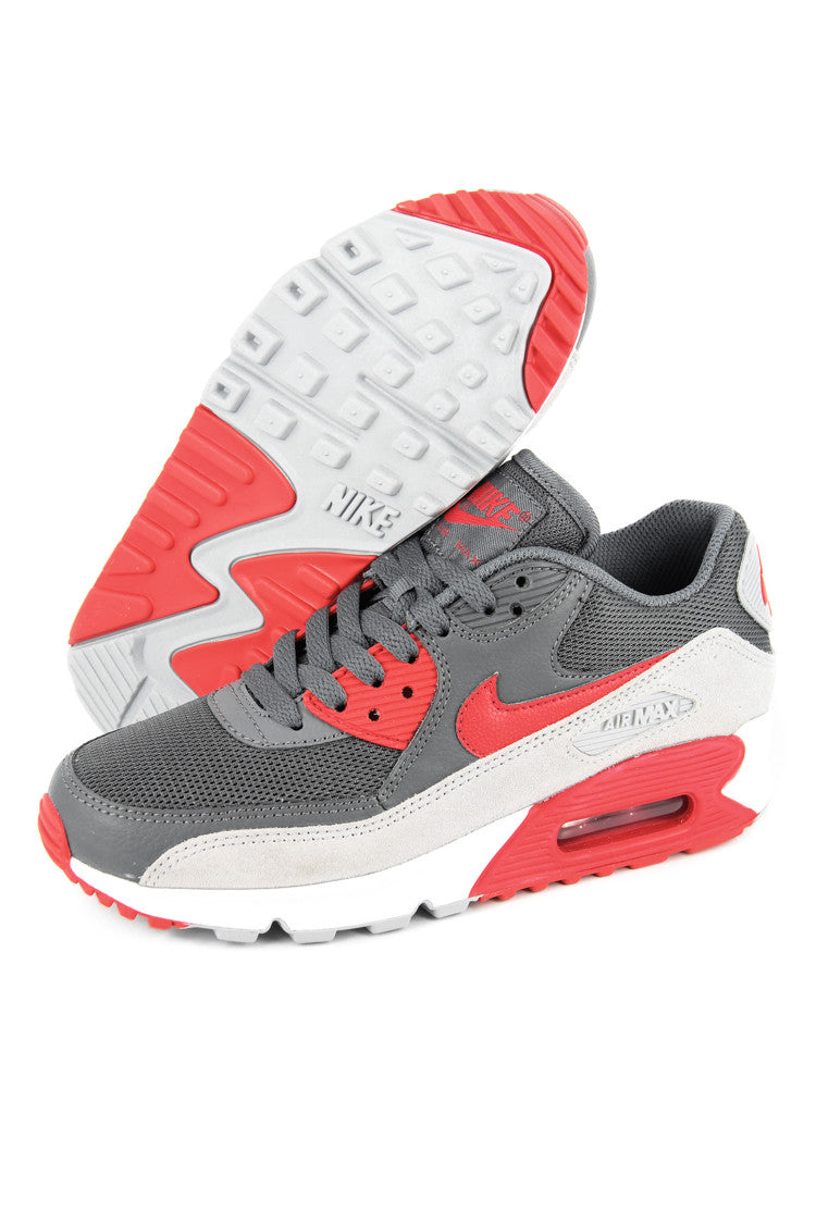 Womens Air Max 90 Essent Greyorange