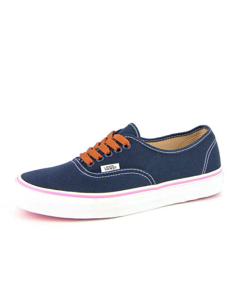 Brushed Twill Authentics Navy