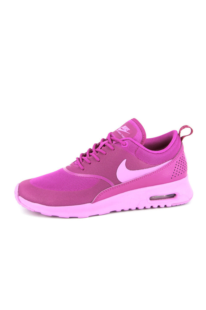 Nike Air Max Thea Womens Trainers Black Pink,pink nike air