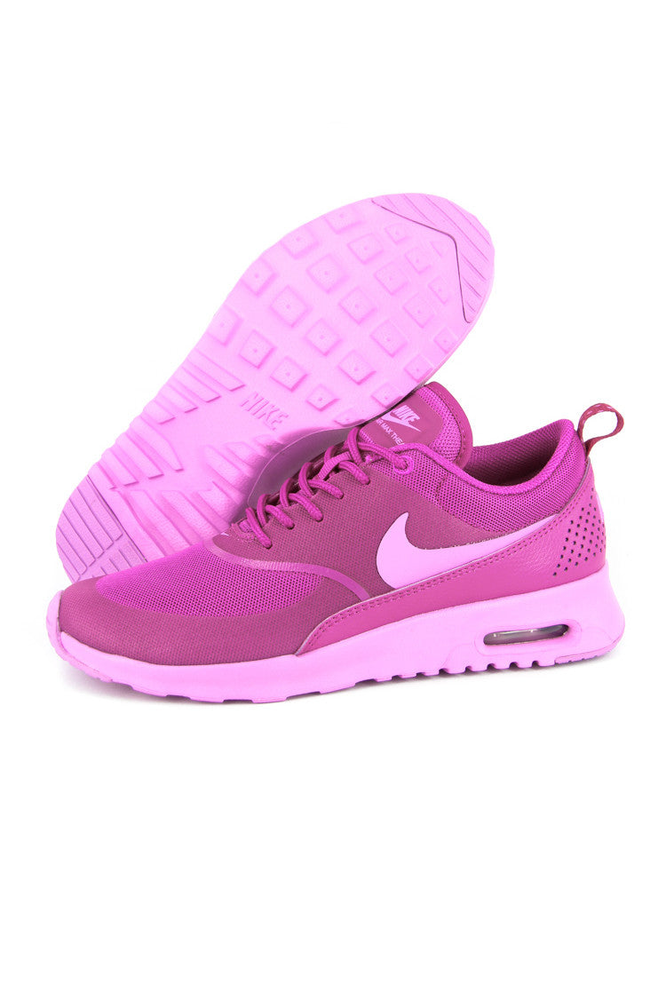 nike air max thea pink womens