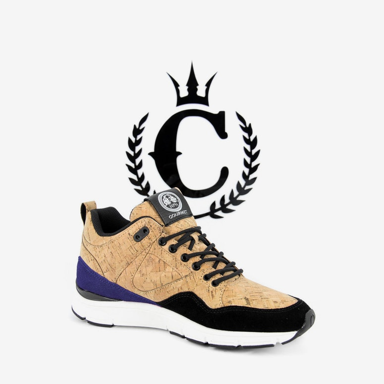 the 35 Lite Cork LX Cork/black