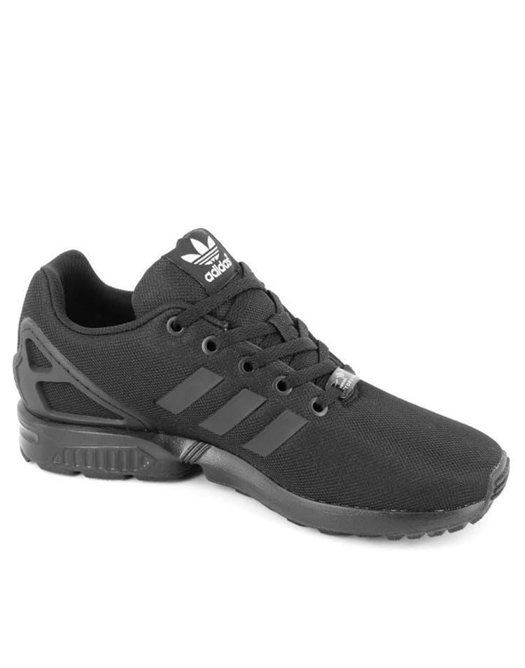 8e0700a244843 Adidas Originals ZX Flux Kids Black/black/bla – Culture Kings