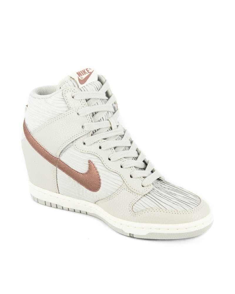 Women's Dunk Sky HI Grey/bronze/whi