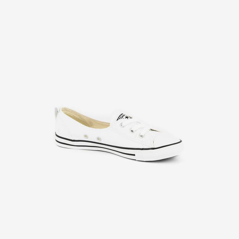 319606852f7a Womens Dainty Ballet White