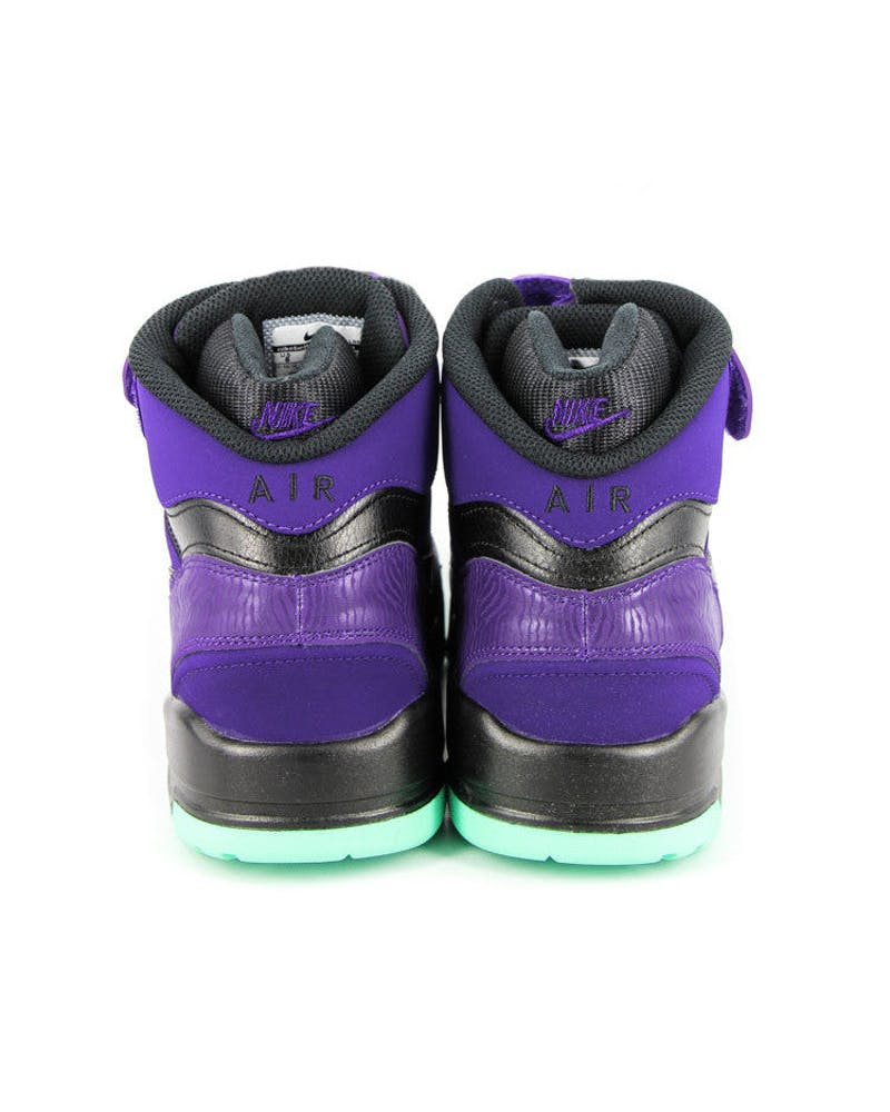 Air Revolution Purple/black