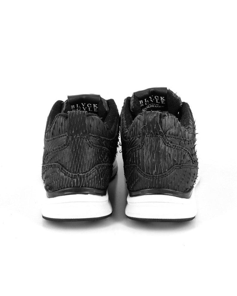 Blvck Gourmet Limited Black/white