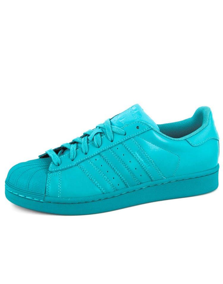 65d81b124 Adidas Originals Superstar Pharrell Teal – Culture Kings
