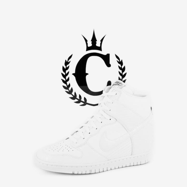newest afae2 64cf9 Nike Womens Dunk Sky HI White – Culture Kings