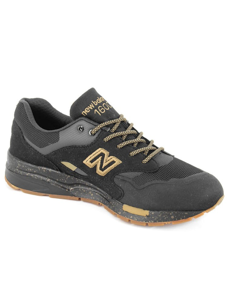 new arrival 59db3 99261 New Balance 1600 Classic Limited Ed. Black/gold – Culture Kings