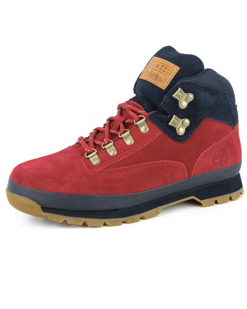 10 Deep X Timberland Boot Red