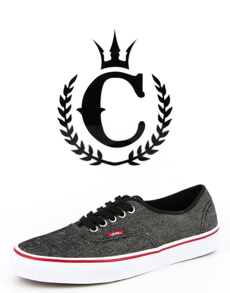 Limited Colour Authentics Black/red/white
