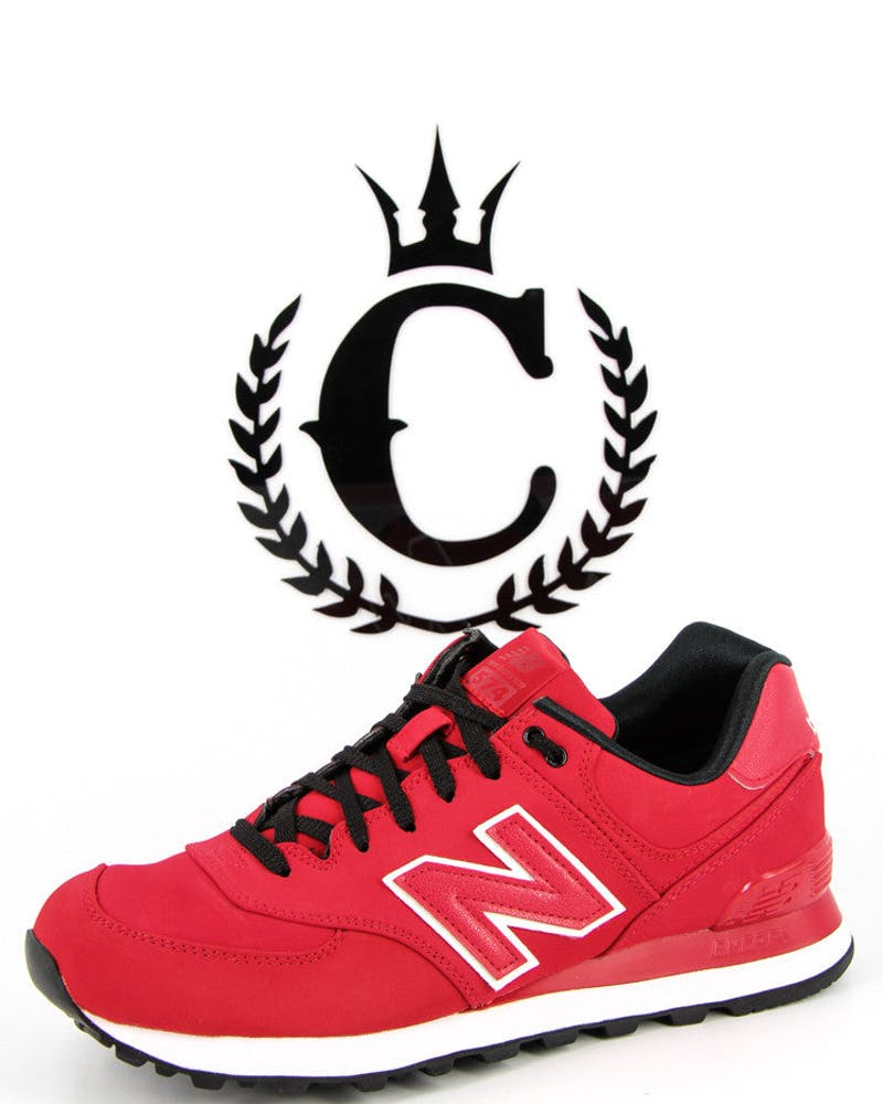 NB 574 Traditionals Red