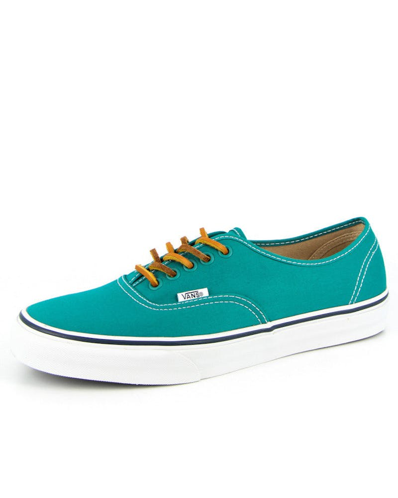 Brushed Twill Authentics Turquoise