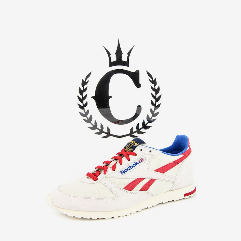 London TC White/blue/red