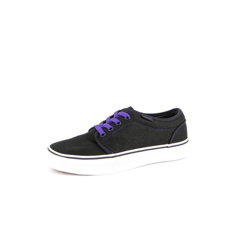 106 Vulcanised Black/purple