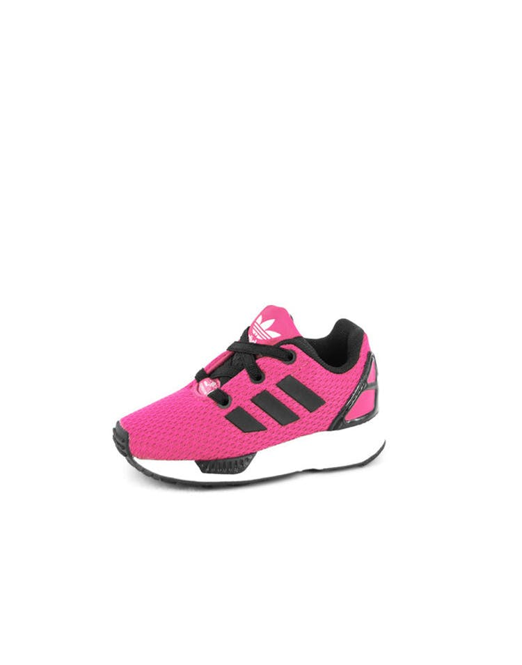 cheap for discount 44375 cfb7d ZX Flux Toddler Scarpe Pink/black/whit