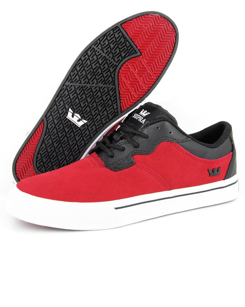 Axle Low Red/black/white