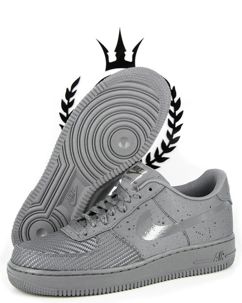 Air Force 1 Low SP Charcoal/grey