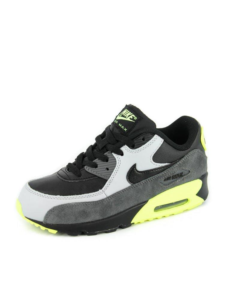 22575e854eb9 Nike Air Max 90 Ltr PS Black black gre – Culture Kings