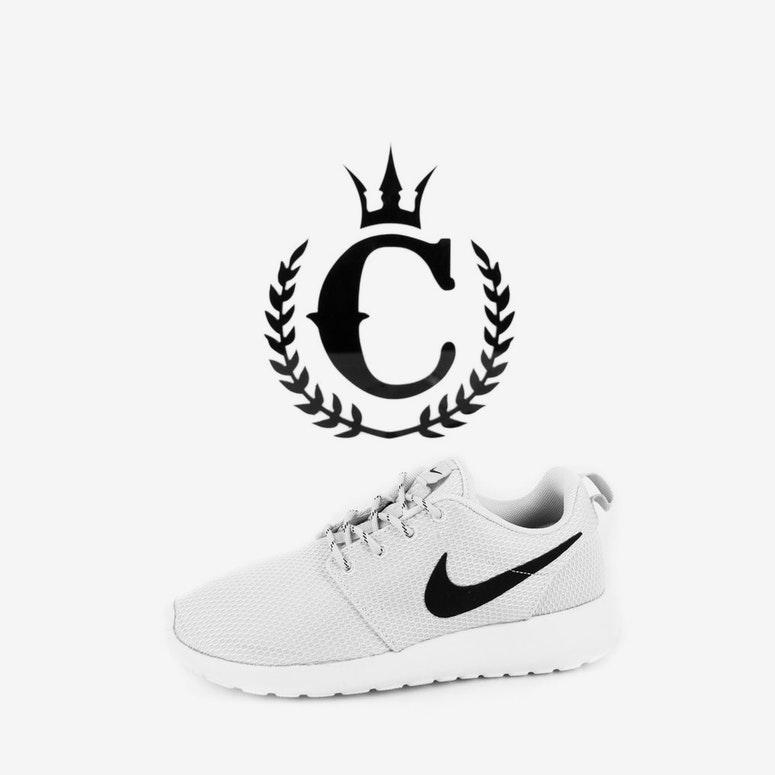 newest b0b9d 63b0f Nike Womens Roshe One Grey black – Culture Kings