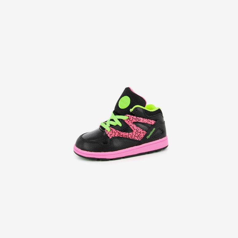852e0353d9f Reebok Versa Pump Omni Toddlers Black pink gree – Culture Kings