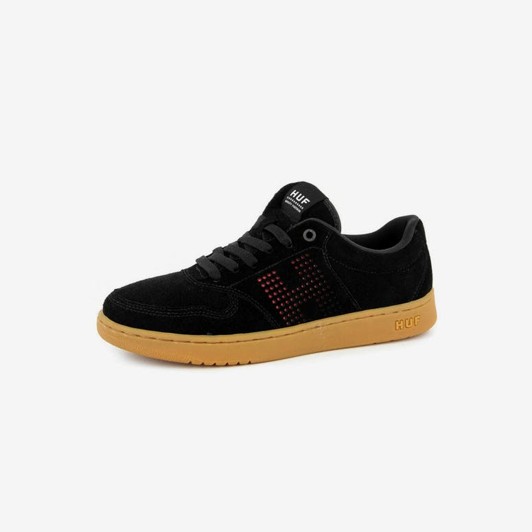 Noble Shoe Black/gum