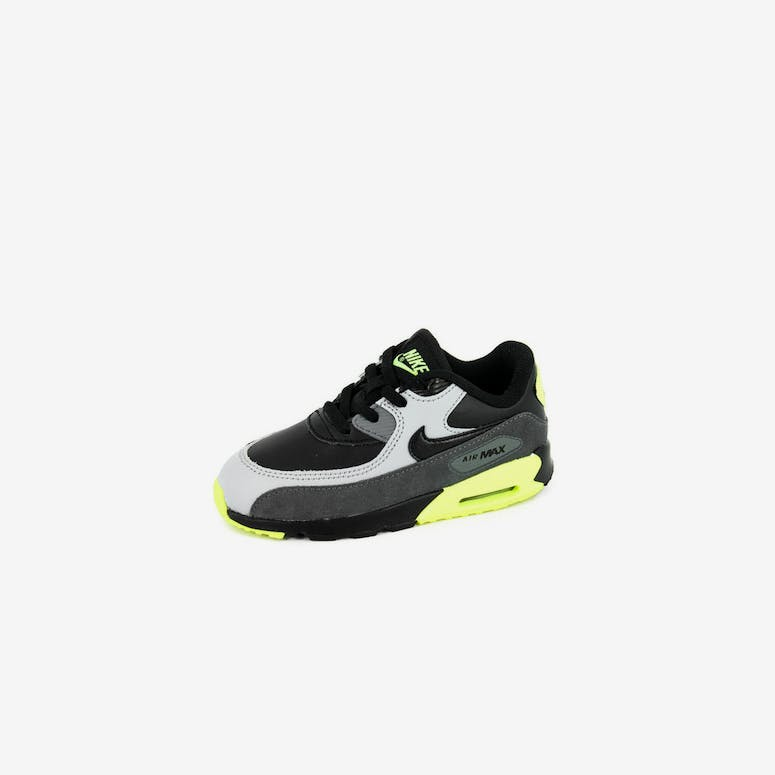151d8e6f8bf Nike Air Max 90 Ltr (td) Black black gre – Culture Kings