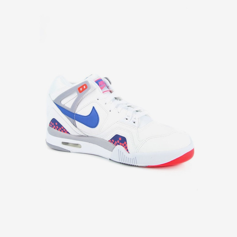 Air Tech Challenge 2 QS White/blue/red