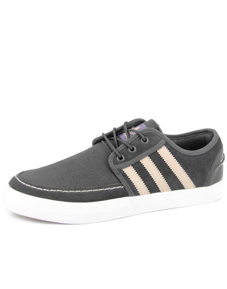 size 40 093f2 1371f Adidas Originals Seeley Boat Shoe Charcoal – Culture Kings