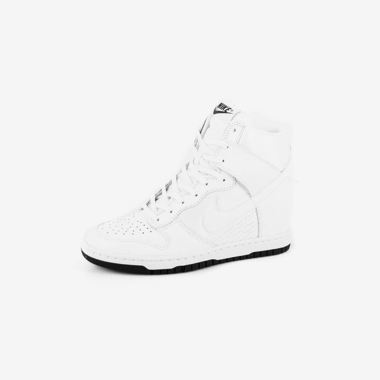 low priced a333c 3316c Nike Womens Dunk Sky HI Essent Whitewhitebla – Culture Kings