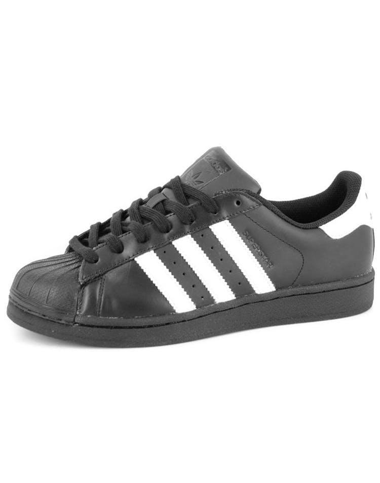 wholesale dealer 4494e 40df4 Adidas Originals Superstar Foundation Shoe Black white – Culture Kings