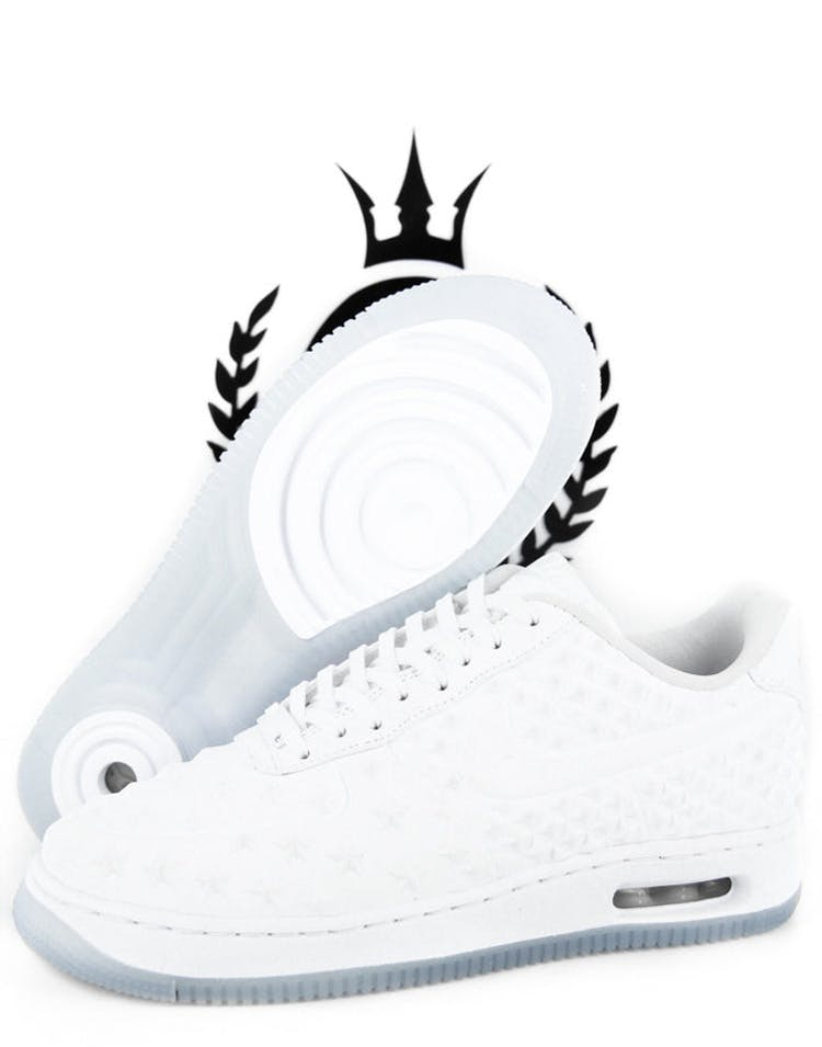 sélection premium 35c35 3f7ba Air Force 1 Elite AS QS White/white