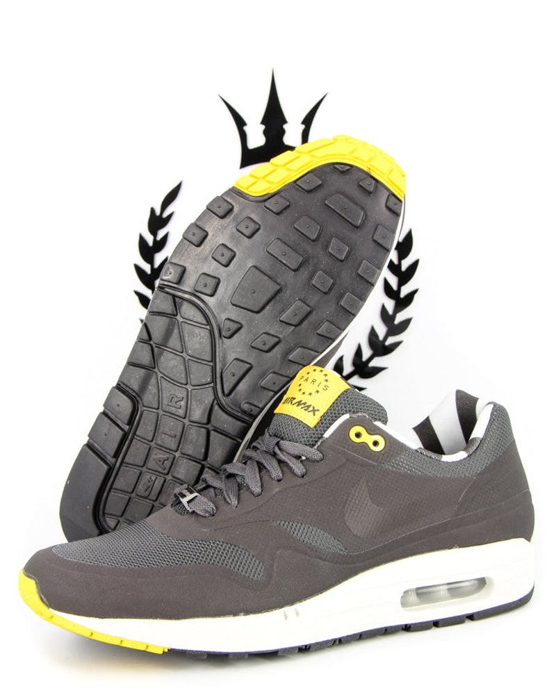Airmax1 Paris Quickstrike Charcoal/yellow