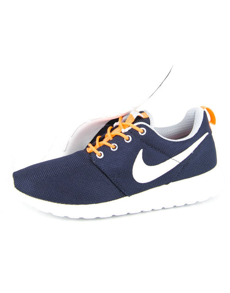 quite nice ab5bc 60ab9 Nike Roshe One (gs) Navy white oran – Culture Kings