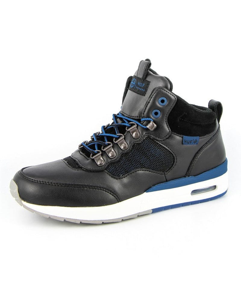 HR - 1 Shoes Black/royal/ora