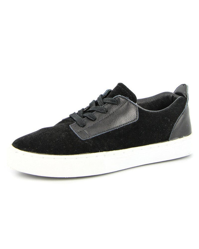 Hampton Low Black