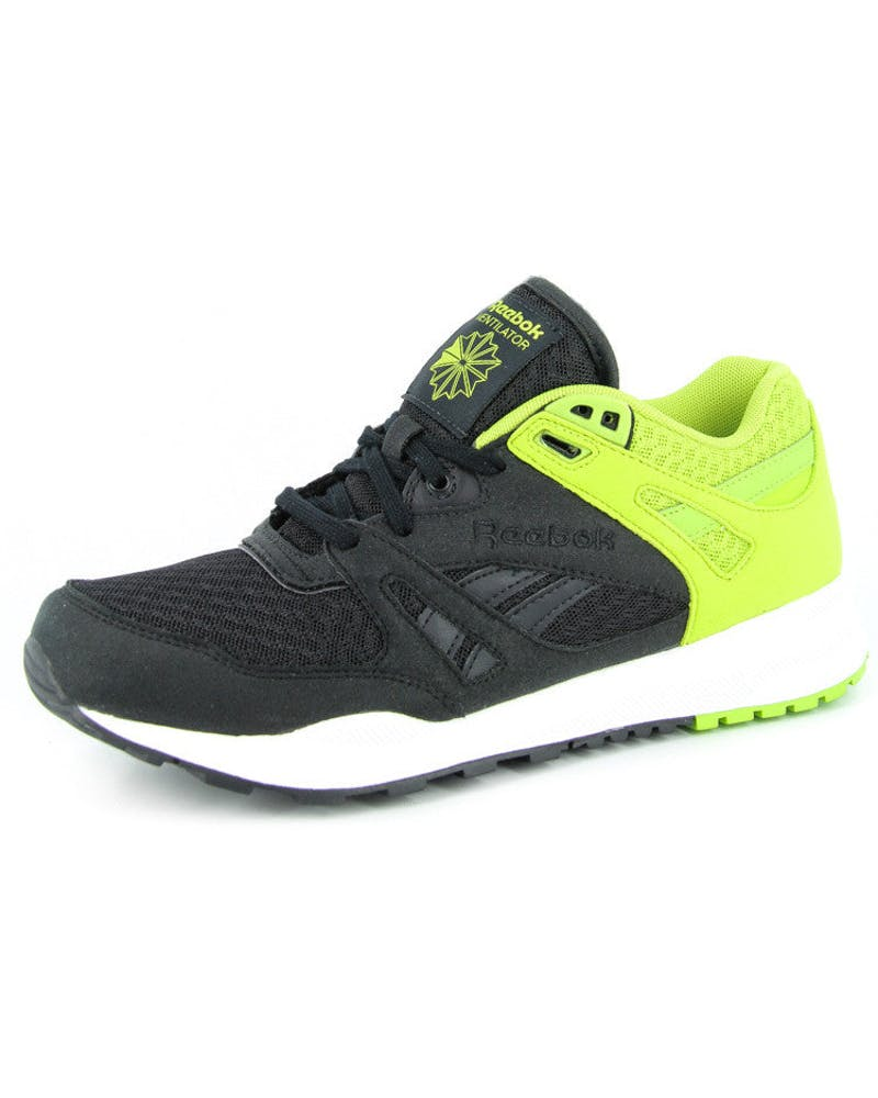 Ventilator Black/green