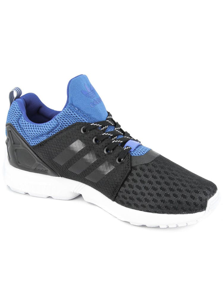 lowest price aa5cf c3d2f ZX Flux Nps Updt Black/blue