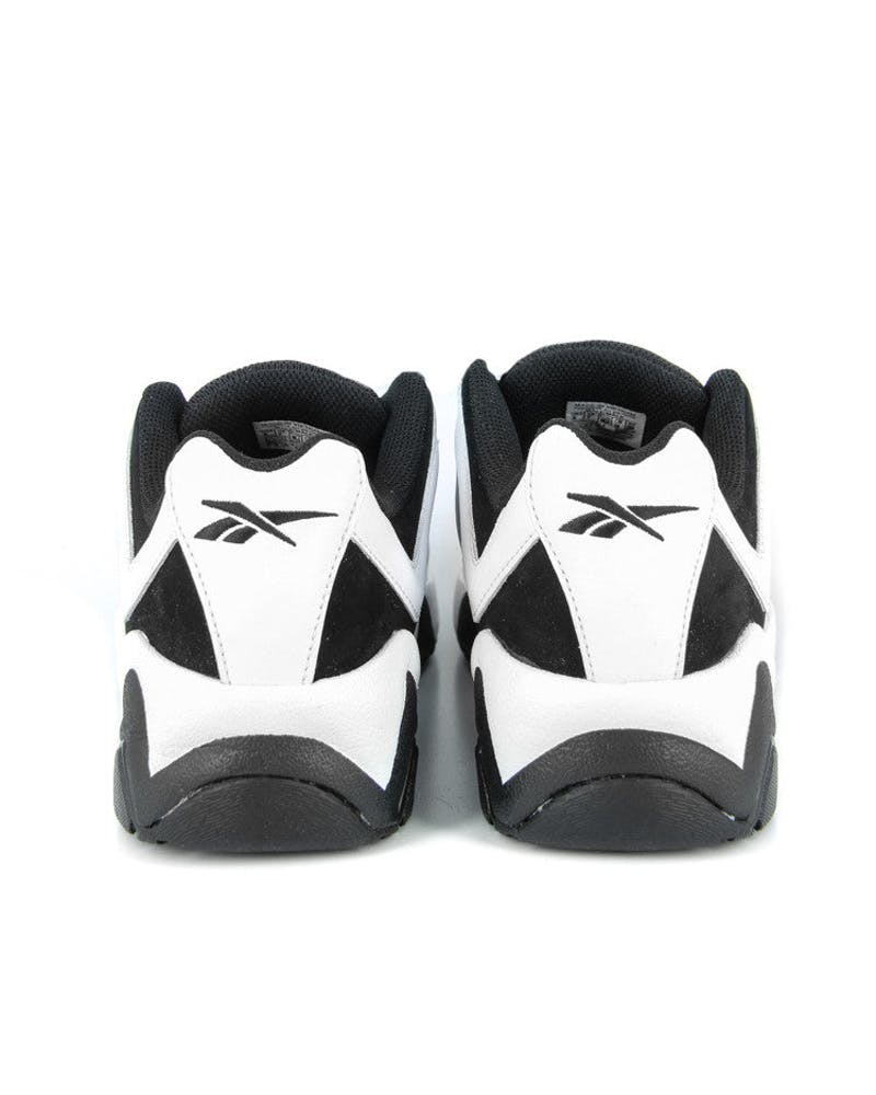 Kamikaze II Low White/black